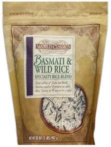 World Classics Basmati & Wild Rice