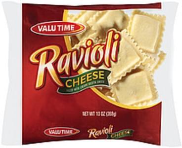 Valutime Ravioli Cheese
