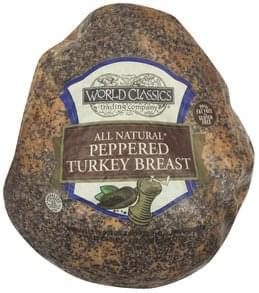 World Classics Turkey Breast Peppered