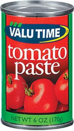 Valu Time Tomato Paste
