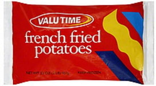 Valu Time Potatoes French Fried