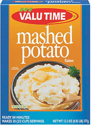 Valu Time Mashed Potato Flakes - 13.3 oz