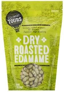 Culinary Tours Edamame Dry Roasted