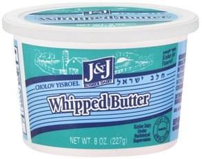 J & J Butter Whipped