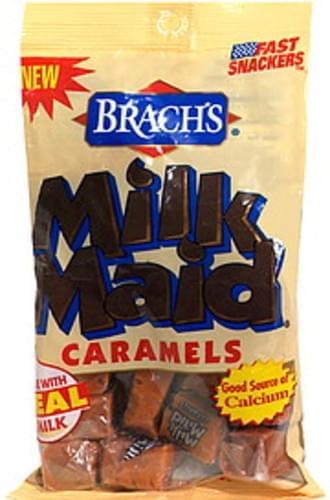 Brachs Milk Maid Caramels - 5.25 oz