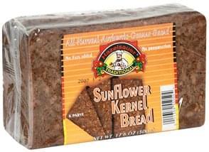 Hazelsauer Bread Sunflower Kernel