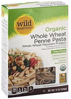 Wild Harvest Penne Pasta Whole Wheat