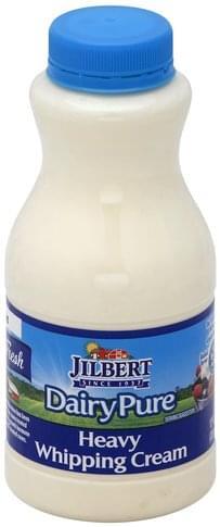 Jilbert Heavy Whipping Cream - 12 oz
