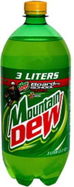 Mountain Dew Soda