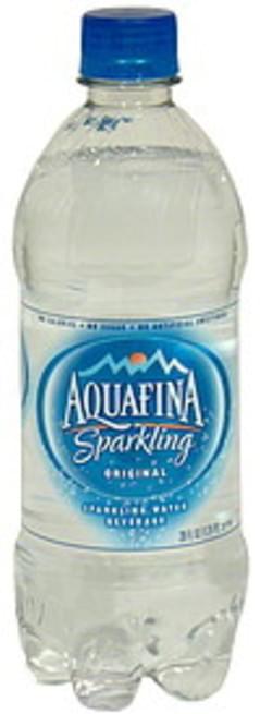 Aquafina Sparkling Water Beverage Original