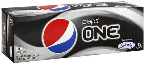 Pepsi Cola - 12 ea