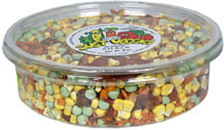 Just Veggies All Natural Snack - 8 oz