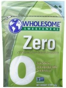 Wholesome Zero Calorie Sweetener All Natural