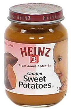 Heinz Golden Sweet Potatoes