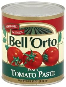 Bell Orto Tomato Paste Fancy