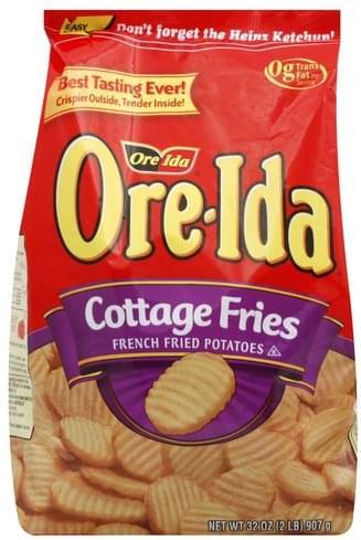 Ore Ida Cottage Fries - 32 oz