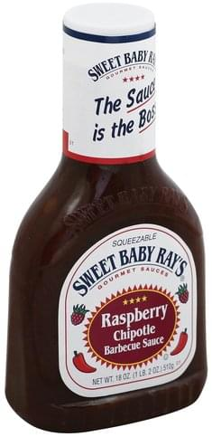 chipotle sweet happened what raspberry baby to rays
