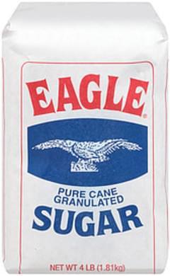 Eagle Sugar Pure Cane Granulated
