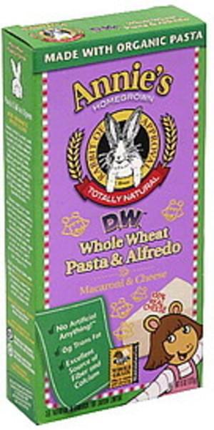 Annies Alfredo Shells & Cheddar Macaroni & Cheese - 6 oz