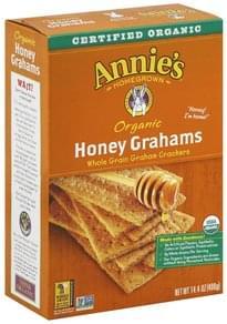 Annies Honey Grahams Organic