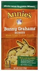Annies Bunny Grahams Honey