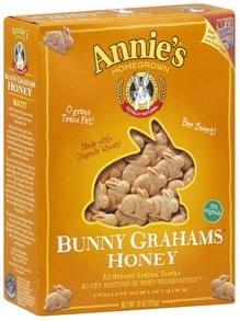 Annies Bunny Grahams Honey