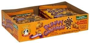 Annies Bunny Grahams Chocolate Chip