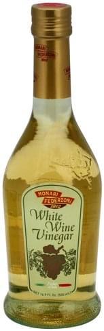 Monari Federzoni White Wine Vinegar - 16.9 oz