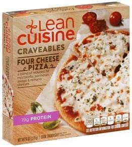 Lean Cuisine Pizza Four Cheese
