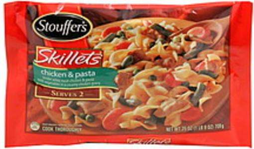 Stouffers Chicken & Pasta