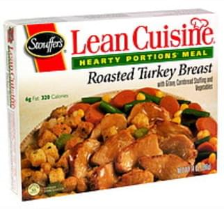Lean Cuisine Roasted Turkey Breast with Gravy