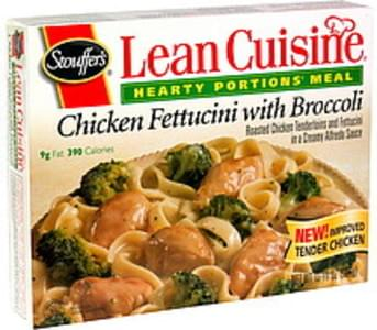 Lean Cuisine Chicken Fettucini with Broccoli