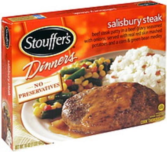 Stouffers Salisbury Steak - 16 oz