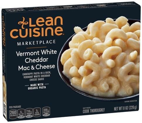 Lean Cuisine Vermont White Cheddar Mac & Cheese - 8 oz