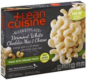 Lean Cuisine Mac & Cheese Vermont White Cheddar