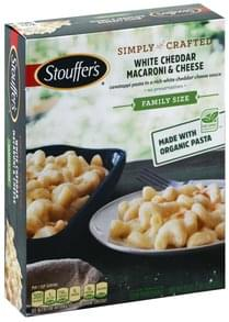 Stouffers White Cheddar Macaroni & Cheese Family Size