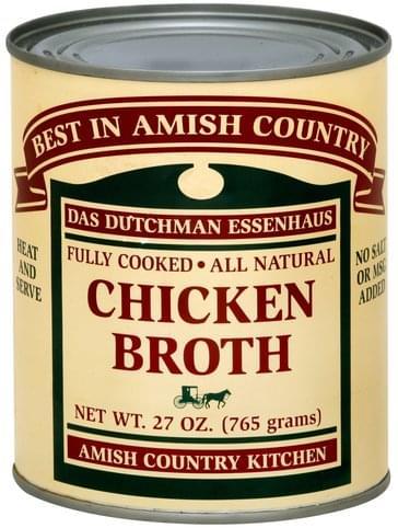 Essenhaus Chicken Broth - 27 oz