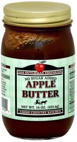Essenhaus Apple Butter - 16 oz