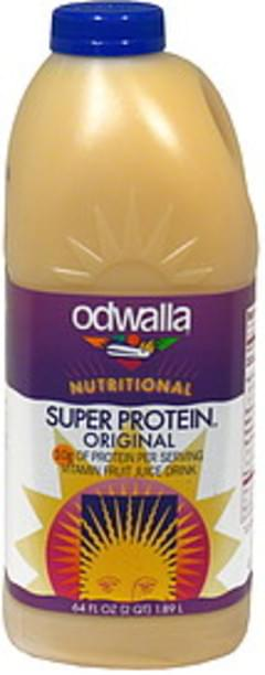 Odwalla Vitamin Fruit Juice Drink Original