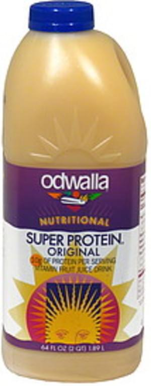 Odwalla Original Vitamin Fruit Juice Drink - 64 oz