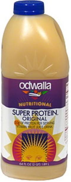 Odwalla Vitamin Fruit Juice Drink Original