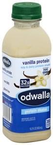 Odwalla Protein Shake Soy & Dairy, Vanilla Protein