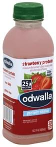 Odwalla Protein Shake Strawberry Protein