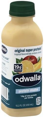 Odwalla Original Super Protein Protein Shake - 15.2 oz