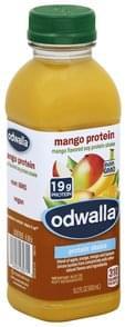 Odwalla Protein Shake Mango Protein