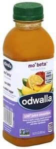Odwalla 100% Juice Smoothie Mo'Beta