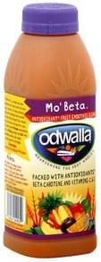 Odwalla Fruit Smoothie Blend Antioxidant, Mo' Beta