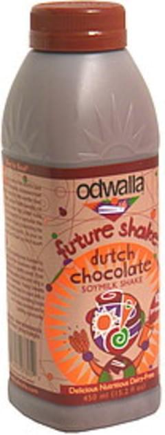 Odwalla Milk Soymilk Shake, Dutch Chocolate