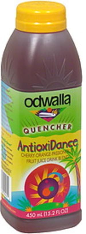 Odwalla AntioxiDance Fruit Juice Drink Blend - 15.2 oz