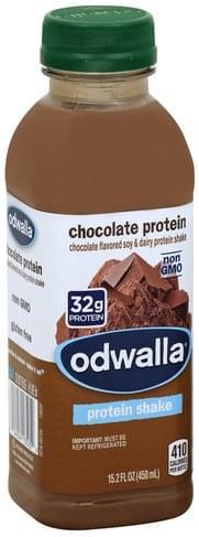 Odwalla Chocolate Protein Protein Shake - 15.2 oz